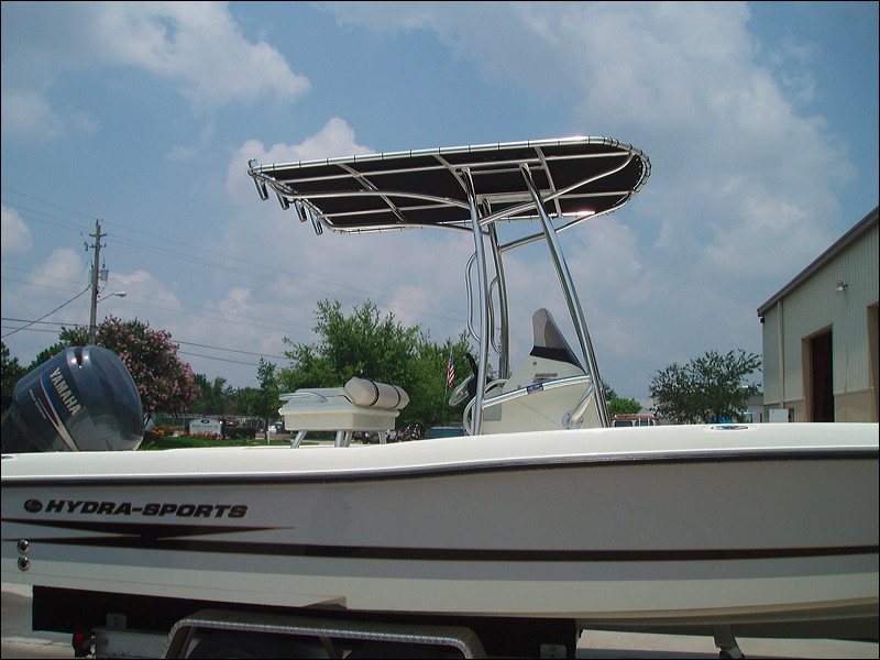 T Top For 2008 Carolina Skiff Center Console Boats